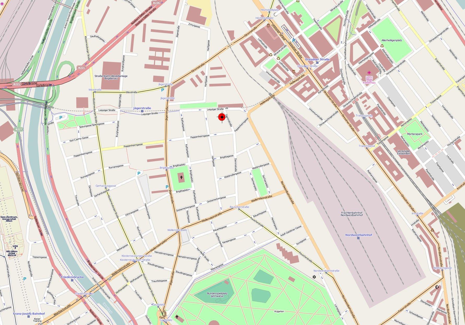 Dammstrasse 39 1200 Wien